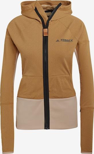 adidas Terrex Athletic Jacket in Caramel / Powder, Item view