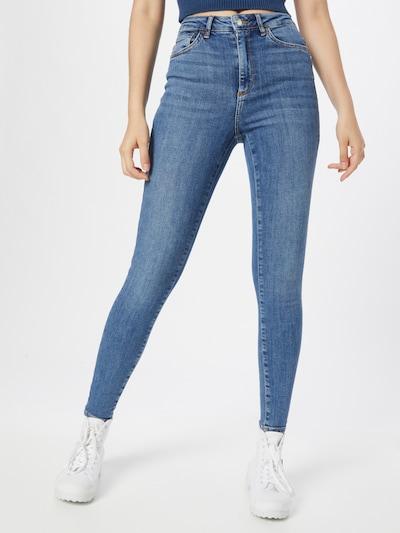 Vero Moda Aware Jeans 'SOPHIA' in Blue denim, View model