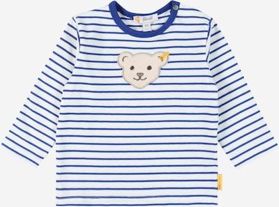 Steiff Collection T-Shirt in beige / blau / weiß, Produktansicht