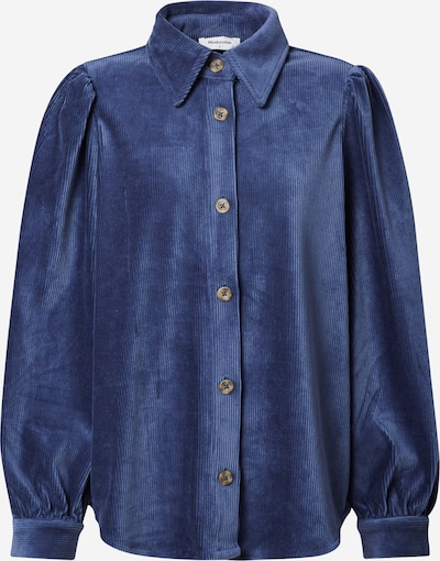 modström Bluse 'Freya' in blau, Produktansicht