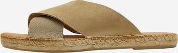 SELECTED HOMME Sandale in Beige