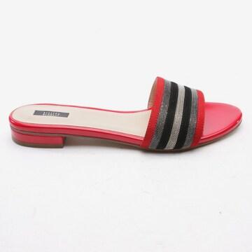 STEFFEN SCHRAUT Sandals & High-Heeled Sandals in 40 in Red