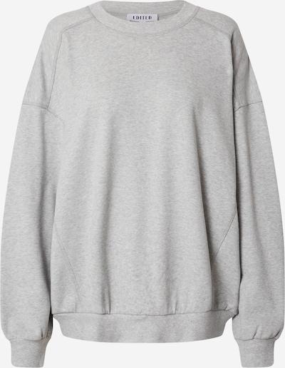 EDITED Sweatshirt 'Lana' in Grey, Item view