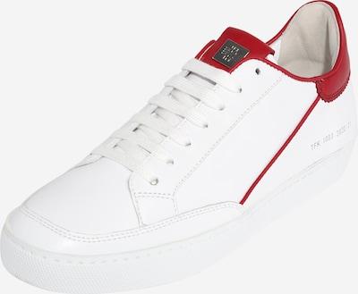 Högl Sneakers laag in de kleur Rood / Wit, Productweergave