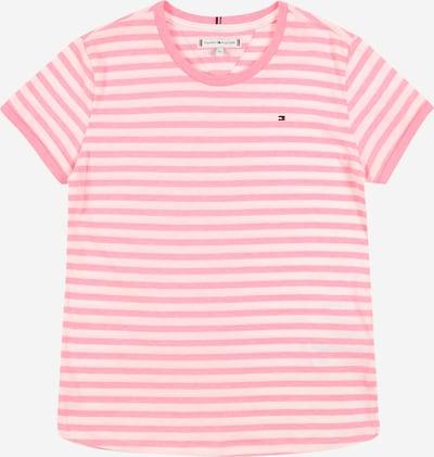 TOMMY HILFIGER Shirt in navy / pink / rosa / rot / weiß, Produktansicht