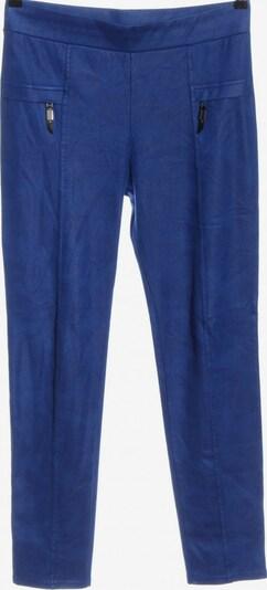 MONACO blue Kunstlederhose in M in blau, Produktansicht