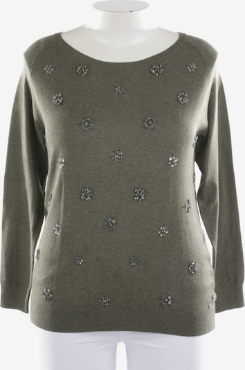 LIEBLINGSSTÜCK Pullover / Strickjacke in M in dunkelgrün, Produktansicht