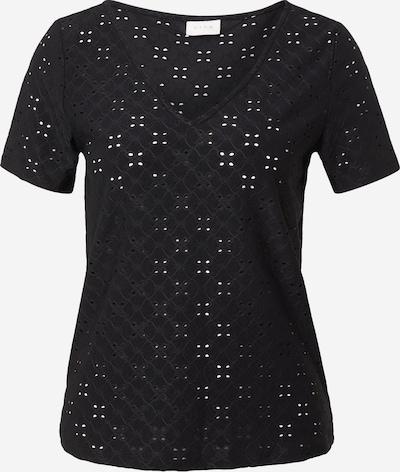 VILA T-Krekls 'TRESSY' melns, Preces skats