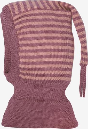 MAXIMO Bonnet 'ANDI' en rose / rosé, Vue avec produit
