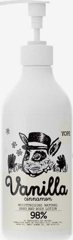 Yope Body Lotion 'Vanilla & Cinnamon' in