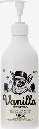 Yope Body Lotion 'Vanilla & Cinnamon' in White, Item view