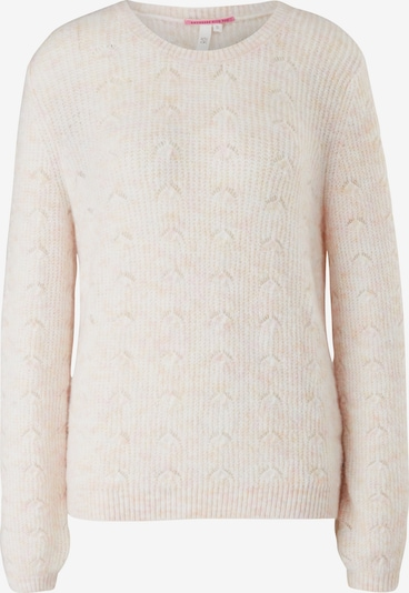 Q/S by s.Oliver Sweater in Ecru, Item view