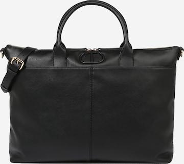 Twinset Дамска чанта в черно