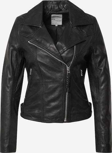 Goosecraft Prehodna jakna 'Jupiter' | črna barva, Prikaz izdelka