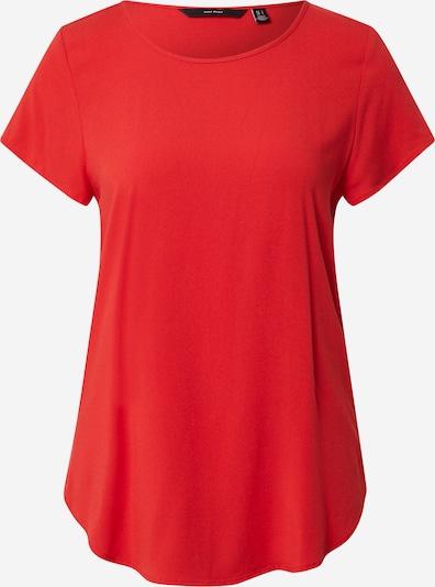 Marškinėliai 'BECCA' iš VERO MODA , spalva - raudona, Prekių apžvalga