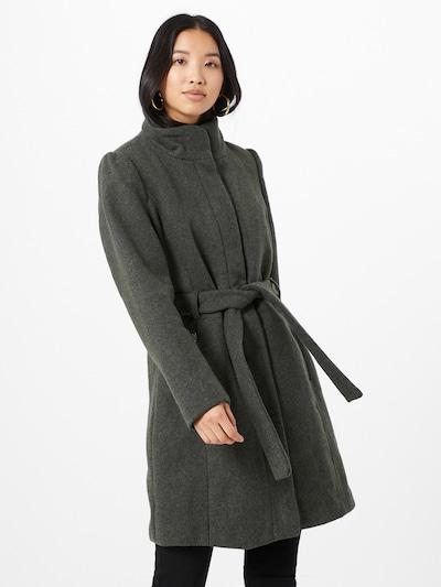 ONLY Prijelazni kaput 'ONLMICHIGAN WOOL COAT OTW' u zelena, Prikaz modela