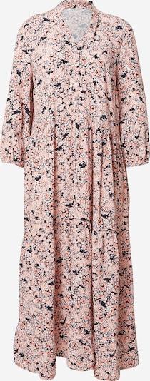 Rochie tip bluză 'FLAMINIA' b.young pe mai multe culori / portocaliu piersică, Vizualizare produs