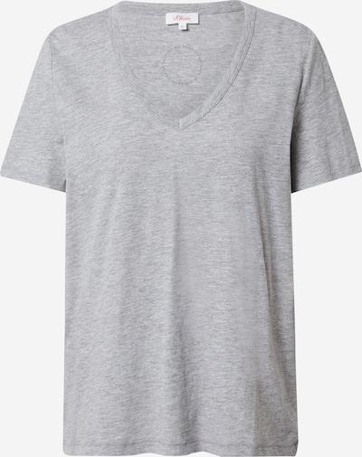 s.Oliver Camiseta en gris, Vista del producto