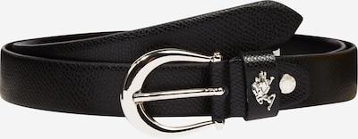 U.S. POLO ASSN. Cinturón en negro, Vista del producto