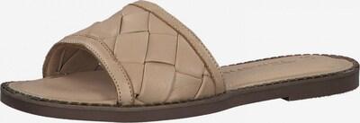 TAMARIS Pantofle - světle hnědá, Produkt