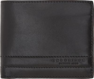 The Bridge Portemonnee 'Soderini' in de kleur Zwart, Productweergave