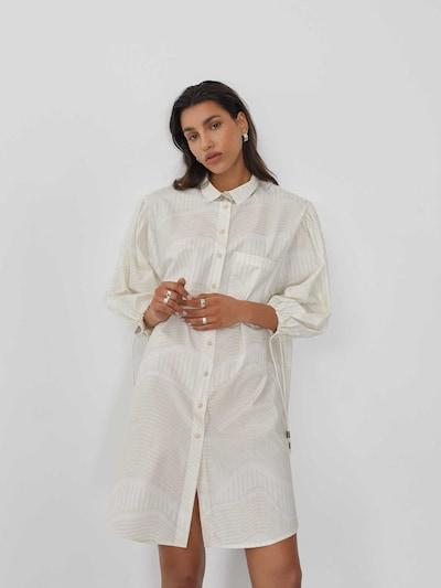 LeGer by Lena Gercke Kleid 'Flora' in beige, Modelansicht