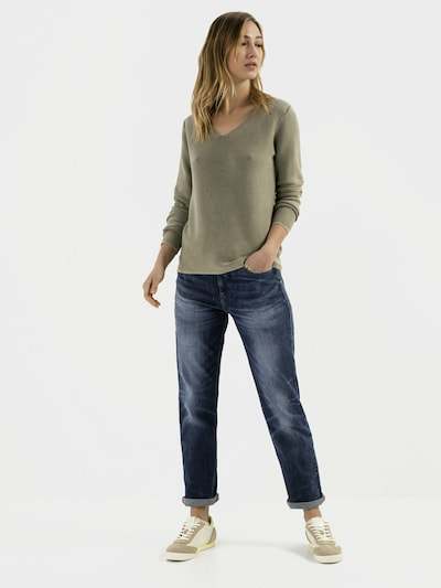 CAMEL ACTIVE Jeans in blue denim, Modelansicht