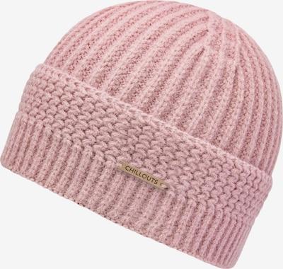 chillouts Bonnet 'Kathleen' en rosé, Vue avec produit