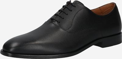 BOSS Casual Chaussure à lacets 'Lisbon' en noir, Vue avec produit