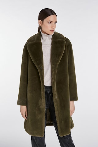 SET Mantel in Grün