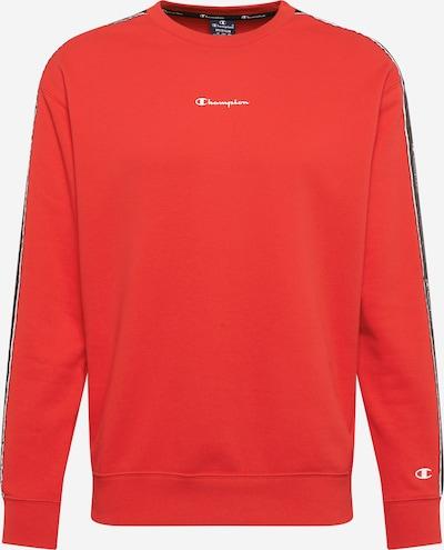 Champion Authentic Athletic Apparel Sportisks džemperis sarkans / balts, Preces skats