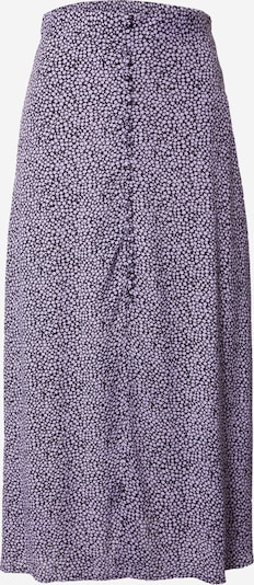 Bizance Paris Suknja 'CLOTILDE' u ljubičasta / crna, Pregled proizvoda