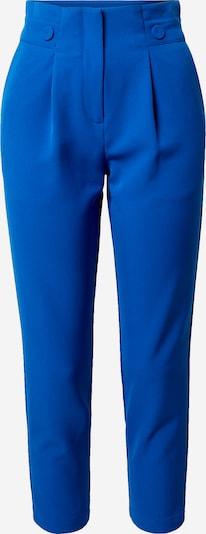 Pantaloni con pieghe Dorothy Perkins (Petite) di colore blu, Visualizzazione prodotti