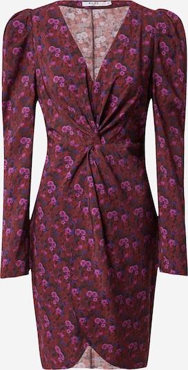 Suknelė iš NA-KD , spalva - purpurinė / mišrios spalvos: Vaizdas iš priekio