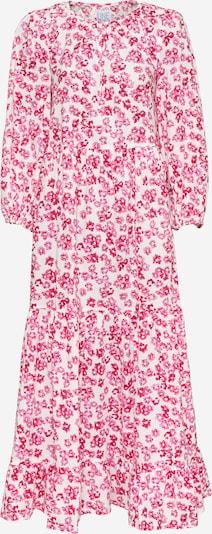 Line of Oslo Kleid 'Muse' in pink / weiß, Produktansicht