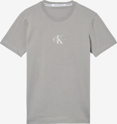 világosszürke Calvin Klein Jeans Póló, Termék nézet
