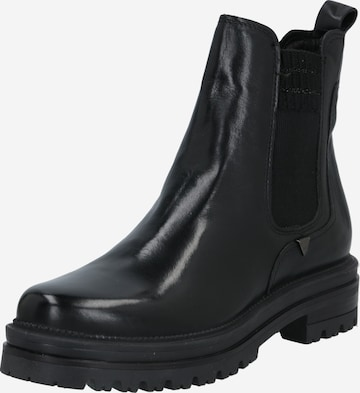 MJUS Chelsea Boots 'Doble' in Black