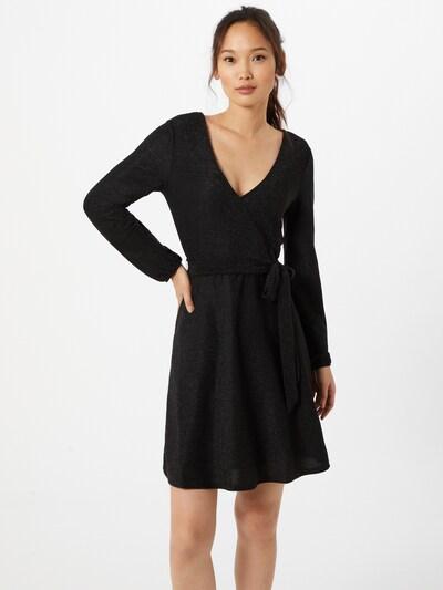 VILA Kleid  'Glowa' in schwarz, Modelansicht