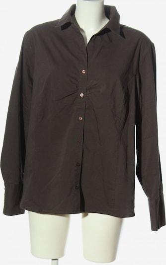 One Touch Langarmhemd in 4XL in braun, Produktansicht