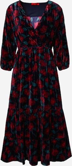 MAX&Co. Kleider 'Ombrato' in marine / grün / rot, Produktansicht