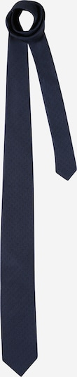 Cravatta HUGO di colore blu scuro / nero, Visualizzazione prodotti