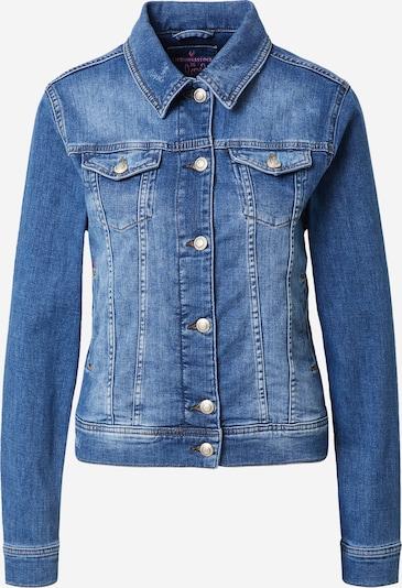 LIEBLINGSSTÜCK Between-Season Jacket in Blue denim, Item view