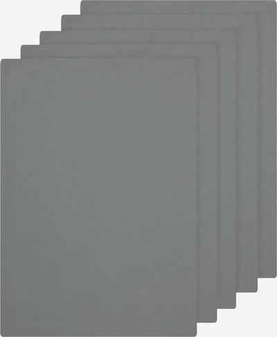 TOM TAILOR Set de table en gris, Vue avec produit