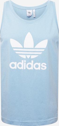 ADIDAS ORIGINALS Tričko - dymovo modrá / biela, Produkt
