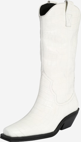 LeGer by Lena Gercke Καουμπόικη μπότα 'Elif' σε λευκό
