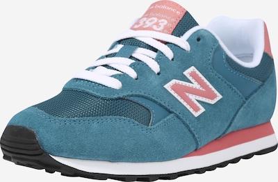 new balance Sneaker in türkis / rosé / weiß, Produktansicht
