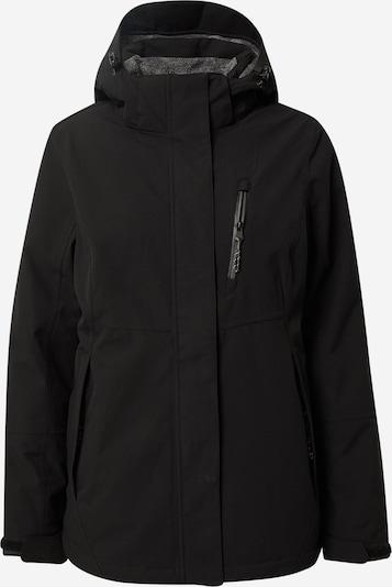 KILLTEC Outdoorjacke in schwarz, Produktansicht