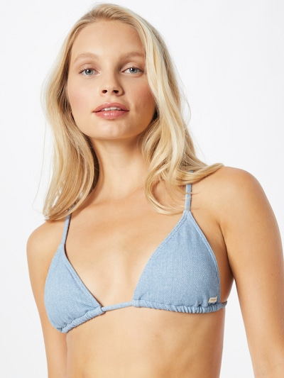 BILLABONG Bikinitop 'Z3ST01BIF1' in de kleur Lichtblauw, Modelweergave