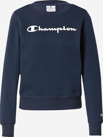 Champion Authentic Athletic Apparel Sweatshirt en navy, Vue avec produit