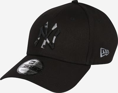 Cappello da baseball '9FORTY' NEW ERA di colore grigio / nero, Visualizzazione prodotti